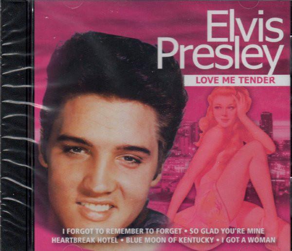 Presley, Elvis Love Me Tender CD