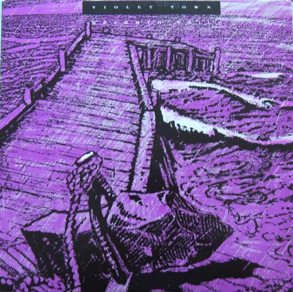 Violet Town Seventh Veil Vinyl