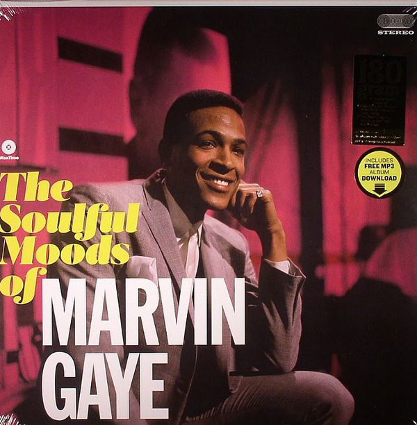 Gaye, Marvin The Soulful Moods Of Vinyl