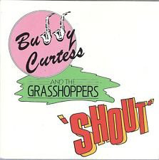 Curtess, Buddy and the Grasshoppers Shout Vinyl
