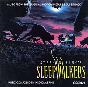 Nicholas Pike Stephen King's Sleepwalkers (Music From The Original Motion Picture Soundtrack) CD