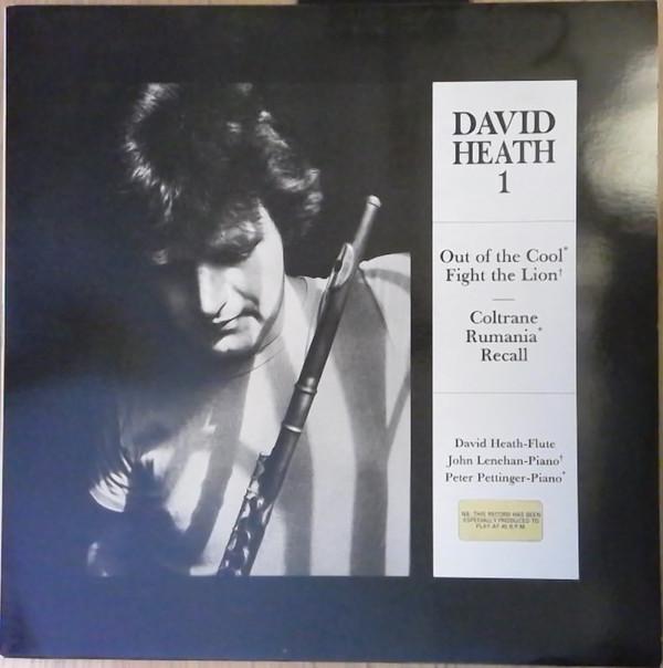 Heath, David David Heath 1 Vinyl