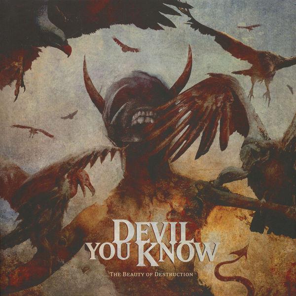 Devil You Know The Beauty Of Destruction Vinyl