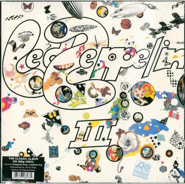 Led Zeppelin Led Zeppelin III Vinyl