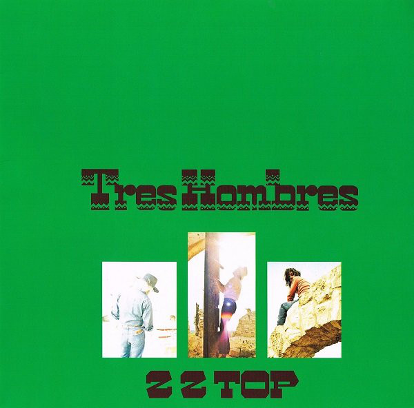 ZZ Top Tres Hombres Vinyl