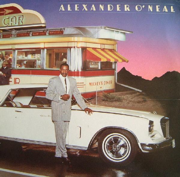 Alexander O'Neal Aleander O'Neal