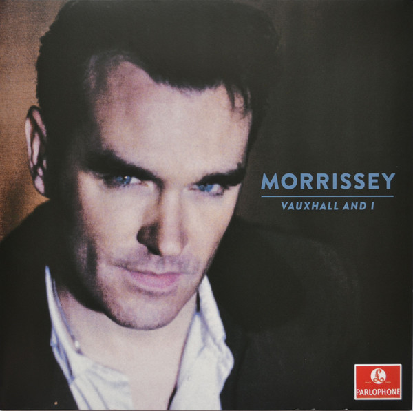 Morrissey Vauxhall And I Vinyl