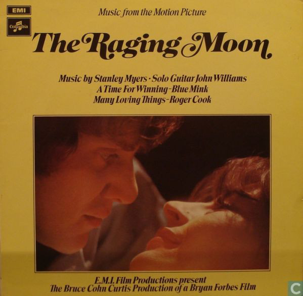 Various The Raging Moon  Vinyl