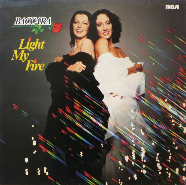 Baccara Light My Fire Vinyl