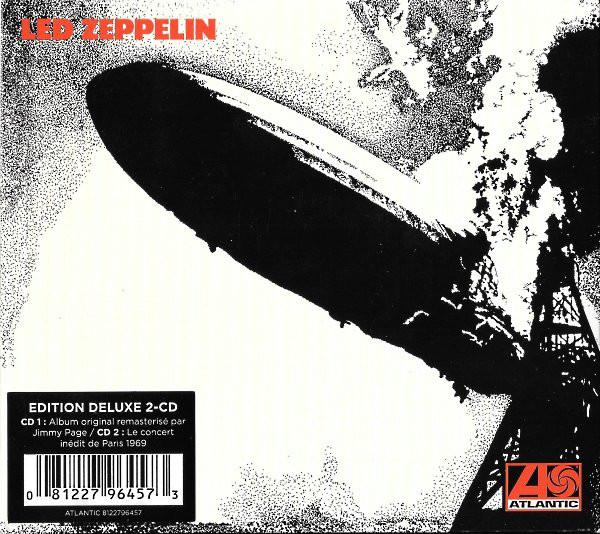 Led Zeppelin Led Zeppelin CD