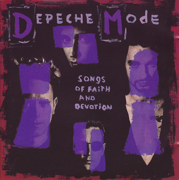 Depeche Mode Songs Of Faith & Devotion