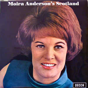 Anderson, Moira Moira Anderson's Scotland  Vinyl