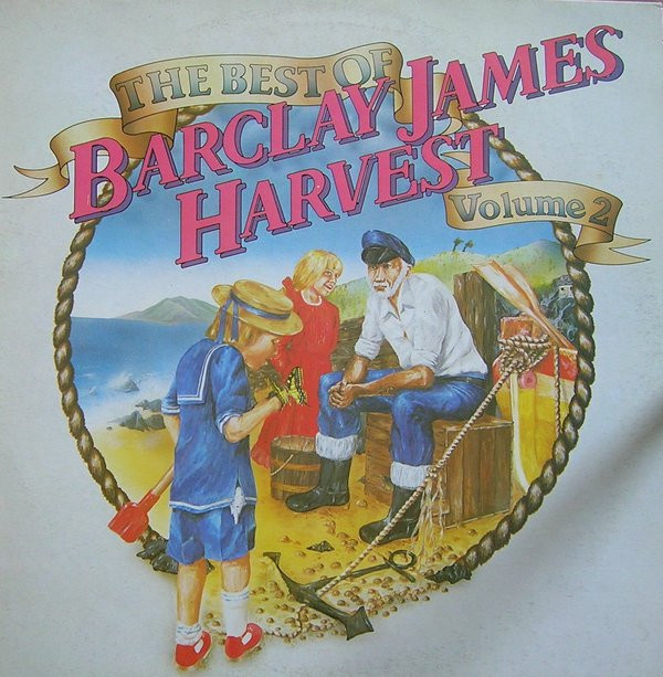 Barclay James Harvest The Best Of Barclay James Harvest Vol 2 Vinyl
