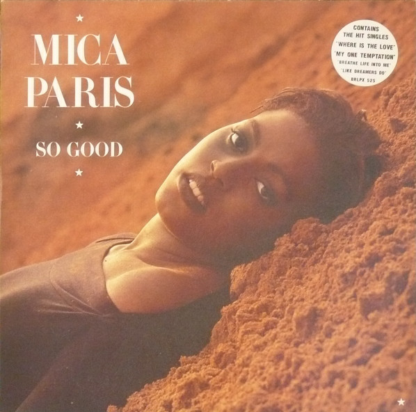 Paris, Mica So Good Vinyl