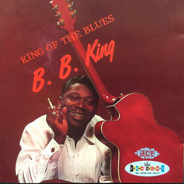 King. B.B. King of the Blues