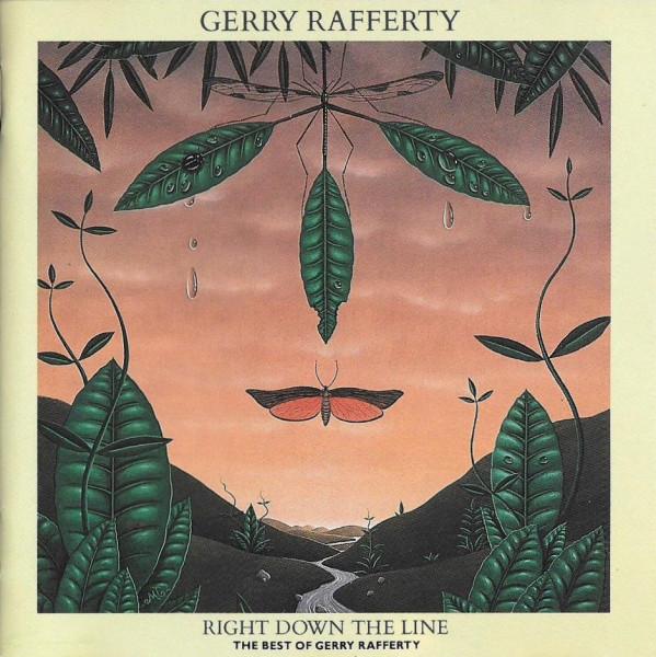 Rafferty, Gerry Right Down The Line - The Best Of Gerry Rafferty  CD