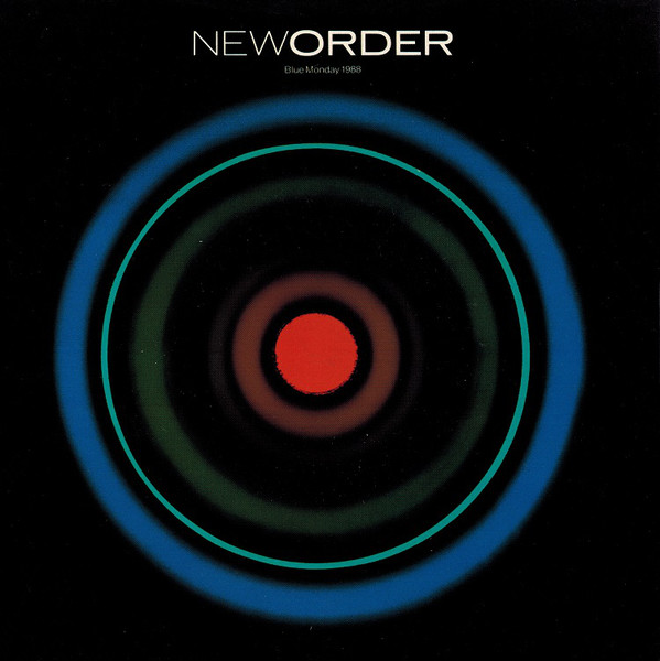 New Order Blue Monday 1988