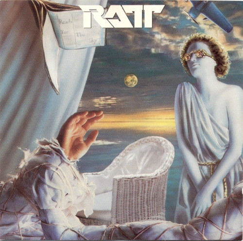 Ratt Reach For The Sky