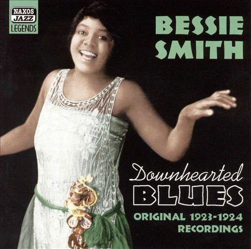 Smith, Bessie Downhearted Blues - Original 1923-1924 Recordings