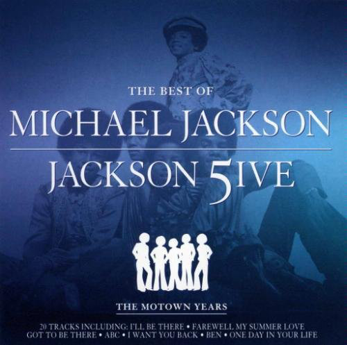 Jackson, Michael The Best Of Michael Jackson & Jackson 5ive