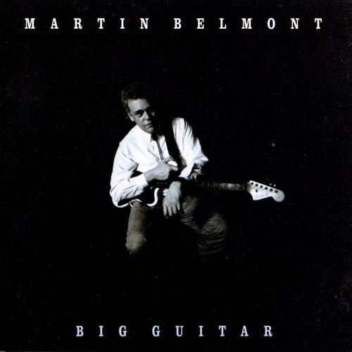 Martin Belmont Big Guitar
