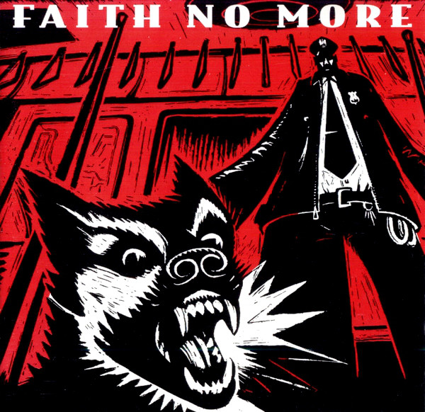 Faith No More King For A Day Fool For A Lifetime CD