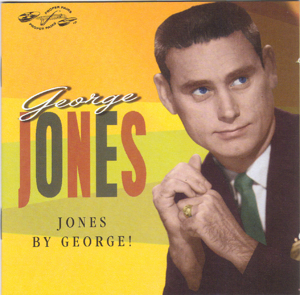 Jones, George Jones By George