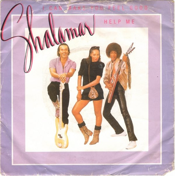 Shalamar I Can Make You Feel Good Vinyl