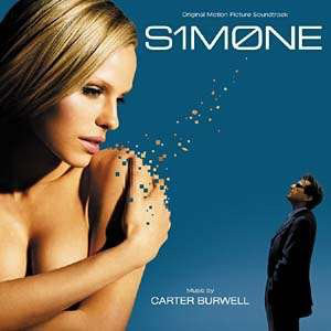 Carter Burwell Simone Original Motion Picture Soundtrack CD