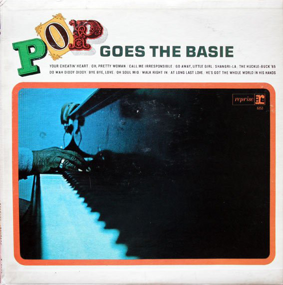 Count Basie And His Orchestra Pop Goes The Basie