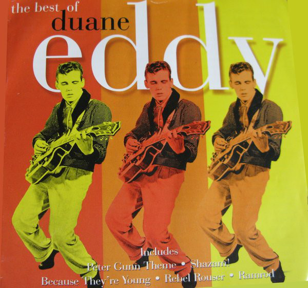 Duane, Eddy The Best Of Duane Eddy CD