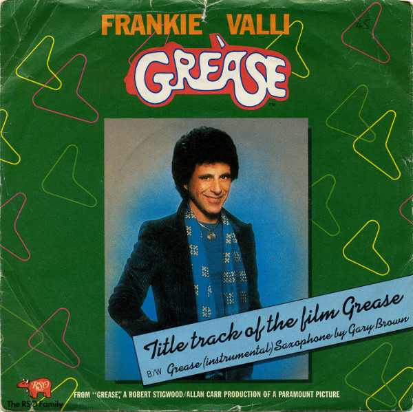 Valli, Frankie Grease
