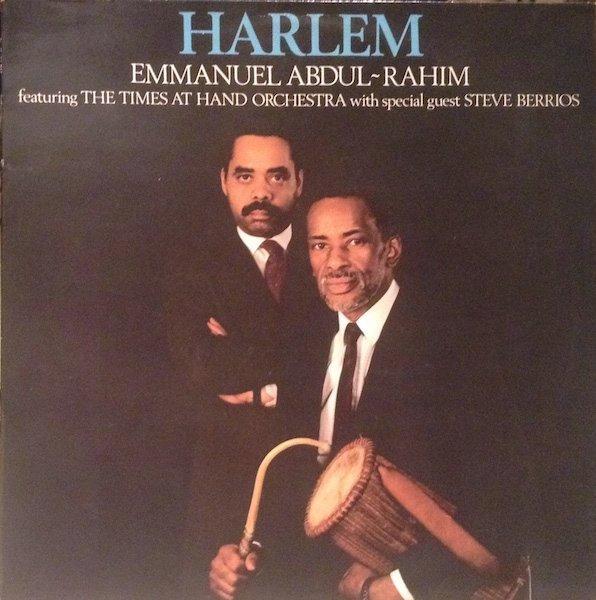 Abdul-Rahim, Emmanuel Harlem