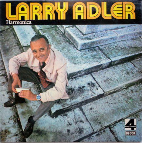 Adler, Larry Harmonica Vinyl