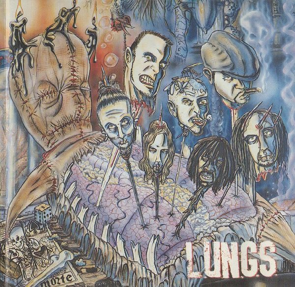 LUNGS Better Class Of Losers Vinyl