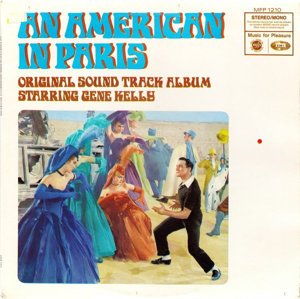 An American In Paris Gene Kelly