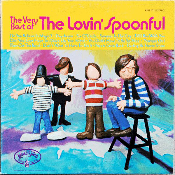 The Lovin Spoonful The Very Best Of The Lovin Spoonful