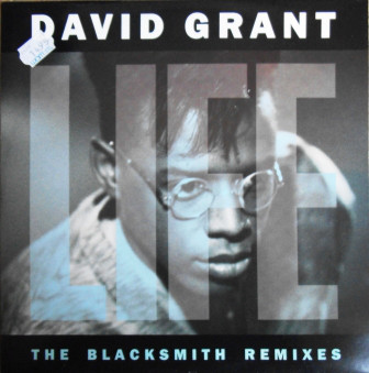 Grant, David Life (The Blacksmith Remixes) Vinyl