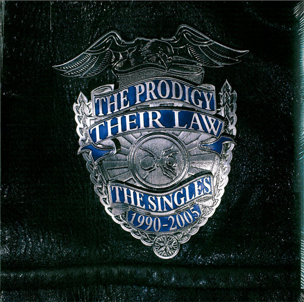 The Prodigy Their Law - The Singles 1990-2005 Vinyl