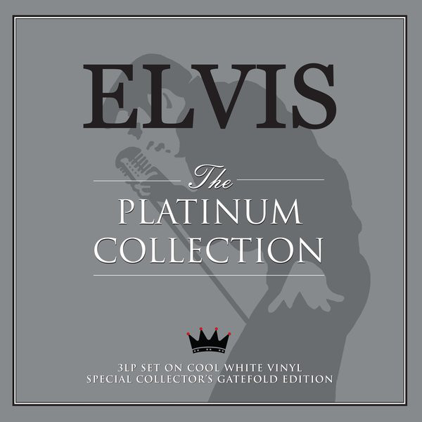 Presley, Elvis The Platinum Collection
