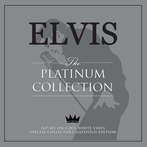 Elvis Presley The Platinum Collection Vinyl