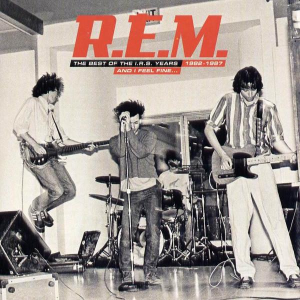 R.E.M. And I Feel Fine...The Best Of The I.R.S. Years 1982-1987 (Collectors' Edition) CD