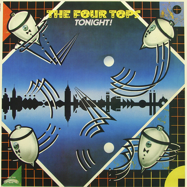 The Four Tops Tonight! Vinyl