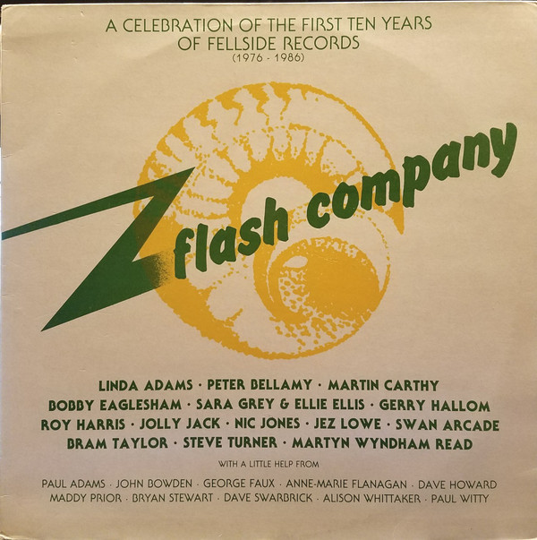 Various Flash Company: A Celebration Of The First Ten Years Of Fellside Records Vinyl