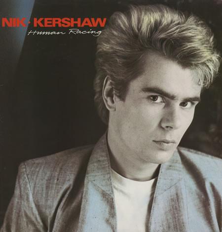 Kershaw, Nik Human Racing Vinyl