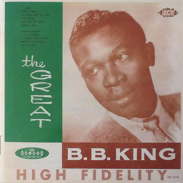 King, B.B. The Great B.B. King