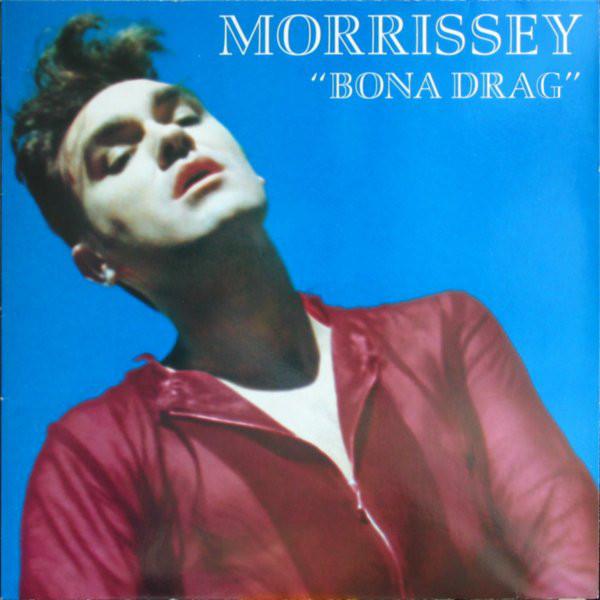 Morrissey Bona Drag