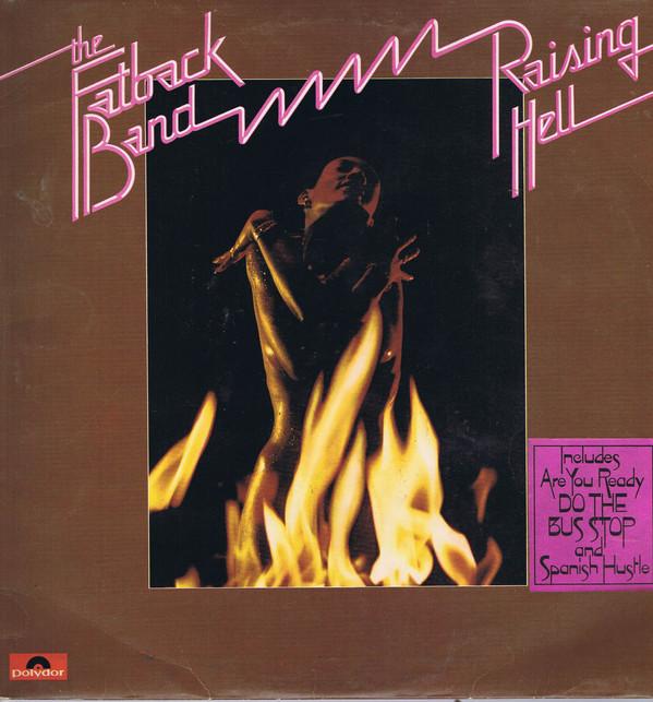 Fatback Band Raising Hell Vinyl