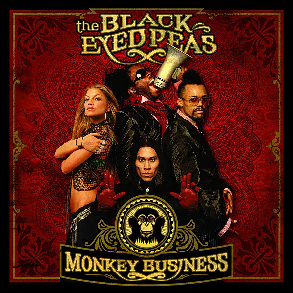 Black Eyed Peas (The) Monkey Business CD