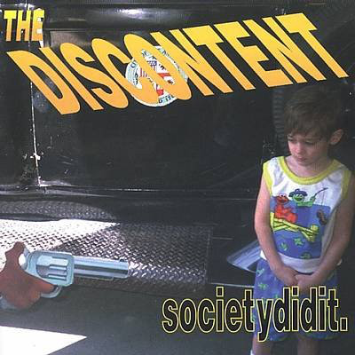 Discontent (The) Societydidit CD
